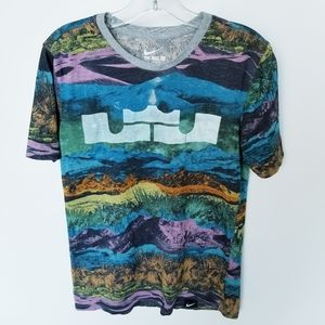 Nike LeBron 13 Akronite T-Shirt